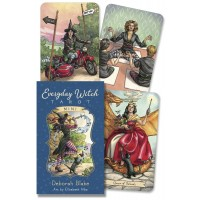 Everyday Witch Tarot Mini Cards