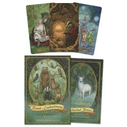Forest of Enchantment Tarot Cards LABEShops Home Decor, Fashion and Jewelry