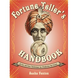 Fortune Teller's Handbook LABEShops Home Decor, Fashion and Jewelry