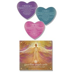 Guardian Angel Oracle Cards - Loving Messages from the Angels