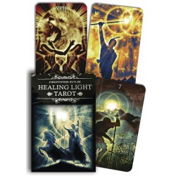 Healing Light Tarot Cards LABEShops Home Decor, Fashion and Jewelry