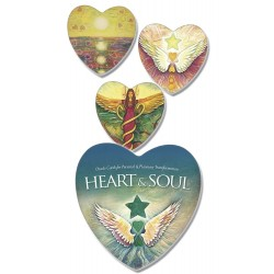Heart & Soul Oracle Cards LABEShops Home Decor, Fashion and Jewelry