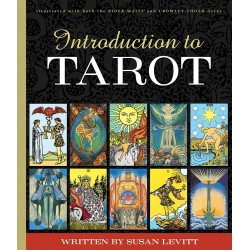 Introduction to Tarot Book LABEShops Home Decor, Fashion and Jewelry