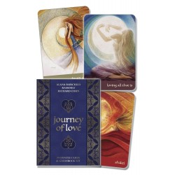 Journey of Love Oracle Cards LABEShops Home Decor, Fashion and Jewelry