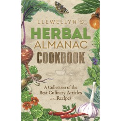 Llewellyn's Herbal Almanac Cookbook LABEShops Home Decor, Fashion and Jewelry