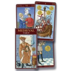 Medieval Tarot Cards LABEShops Home Decor, Fashion and Jewelry