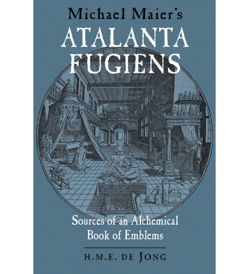Michael Maier's Atalanta Fugiens at LABEShops, Home Decor, Fashion and Jewelry