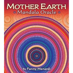 Mother Earth Mandala Oracle LABEShops Home Decor, Fashion and Jewelry