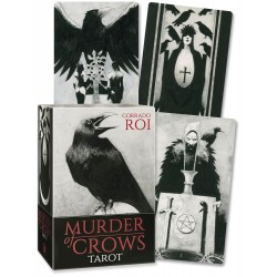 Murder of Crows Tarot Cards LABEShops Home Decor, Fashion and Jewelry