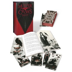 Murder of Crows Tarot Cards Limited Edition Kit LABEShops Home Decor, Fashion and Jewelry