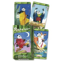 Panda Tarot Cards LABEShops Home Decor, Fashion and Jewelry