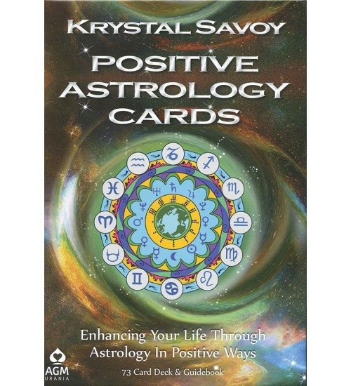 Positive Astrology Cards at LABEShops, Home Decor, Fashion and Jewelry