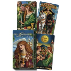 Pre-Raphaelite Tarot Cards LABEShops Home Decor, Fashion and Jewelry