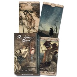 Rackham Tarot Cards LABEShops Home Decor, Fashion and Jewelry