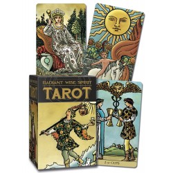 Radiant Wise Spirit Tarot Cards LABEShops Home Decor, Fashion and Jewelry
