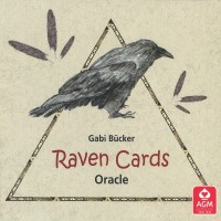 Raven Cards Oracle Deck