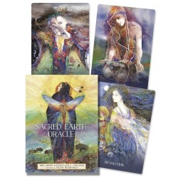 Sacred Earth Oracle Cards LABEShops Home Decor, Fashion and Jewelry