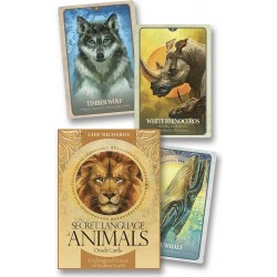 Secret Language of Animals Oracle Cards LABEShops Home Decor, Fashion and Jewelry