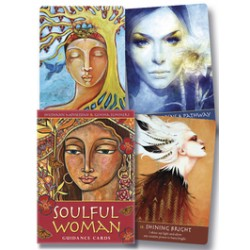 Soulful Woman Guidance Cards LABEShops Home Decor, Fashion and Jewelry