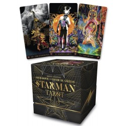 Starman Deluxe Tarot Cards Kit LABEShops Home Decor, Fashion and Jewelry
