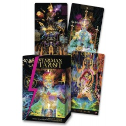 Starman Tarot Cards LABEShops Home Decor, Fashion and Jewelry