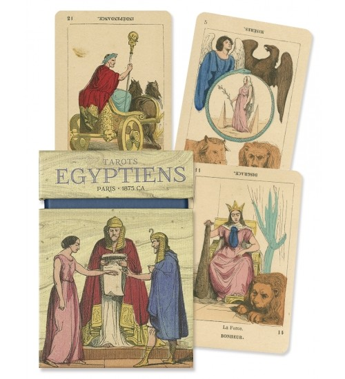 Tarot Egyptiens Cards - Anima Antiqua