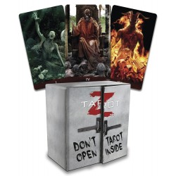 Tarot Z Cards Limited Edition - Don't Open! LABEShops Home Decor, Fashion and Jewelry