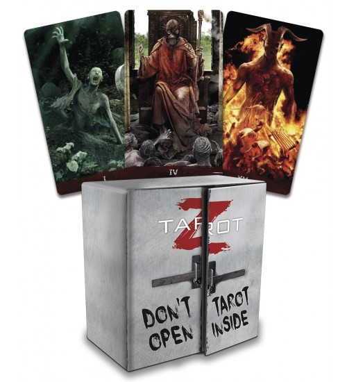 Tarot Z Cards Limited Edition - Don't Open! at LABEShops, Home Decor, Fashion and Jewelry