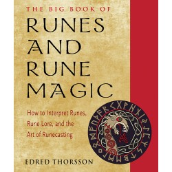 The Big Book of Runes and Rune Magic LABEShops Home Decor, Fashion and Jewelry