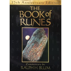 The Book of Runes 25th Anniversary Edition Set LABEShops Home Decor, Fashion and Jewelry