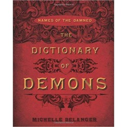 The Dictionary of Demons LABEShops Home Decor, Fashion and Jewelry