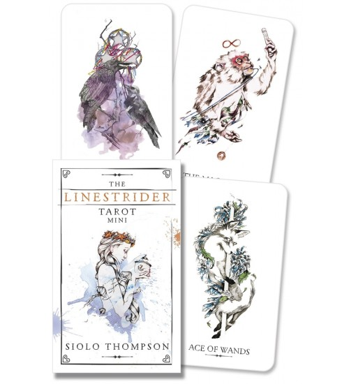 The Linestrider Tarot Mini Cards at LABEShops, Home Decor, Fashion and Jewelry
