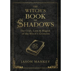 The Witch's Book of Shadows LABEShops Home Decor, Fashion and Jewelry