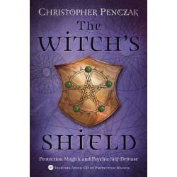 The Witch's Shield Book and CD LABEShops Home Decor, Fashion and Jewelry