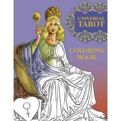 Universal Tarot Coloring Book LABEShops Home Decor, Fashion and Jewelry