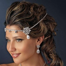 Kim Kardasian Inspired Bridal Headband LABEShops Home Decor, Fashion and Jewelry