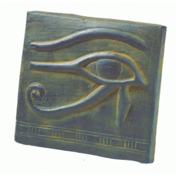 Eye of Horus Small Plaque LABEShops Home Decor, Fashion and Jewelry
