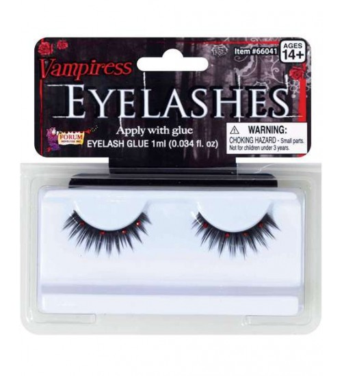 Vampiress Eyelashes at LABEShops, Home Decor, Fashion and Jewelry Direct to You