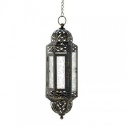 Victorian Hanging Candle Lantern LABEShops Home Decor, Fashion and Jewelry