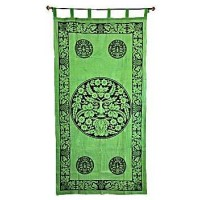 Greenman Curtain