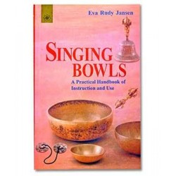 Singing Bowls Book - A How To Guide LABEShops Home Decor, Fashion and Jewelry