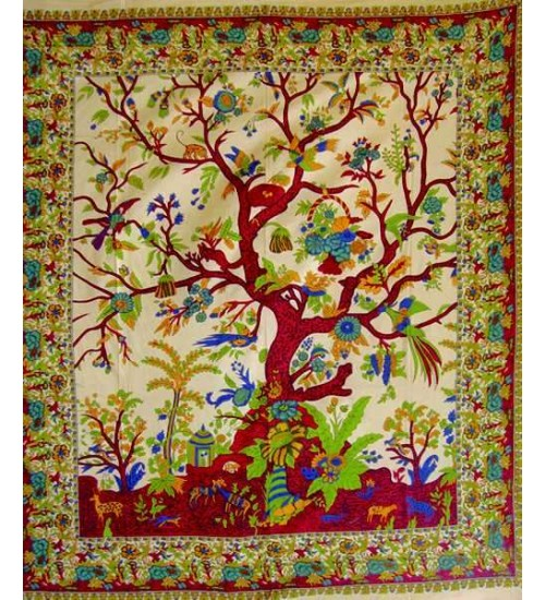 Tree of Life Double Tapestry