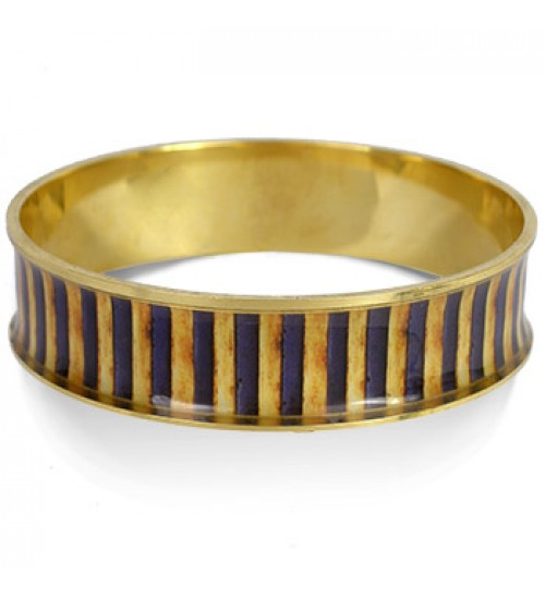 Egyptian King Tut Striped Bangle Bracelet at LABEShops, Home Decor, Fashion and Jewelry