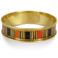 Egyptian King Tut Bangle Bracelet