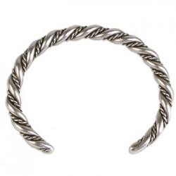 Viking Twisted Rope Cuff Bracelet LABEShops Home Decor, Fashion and Jewelry