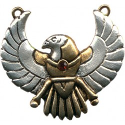Winged Horus Egyptian Necklace LABEShops Home Decor, Fashion and Jewelry