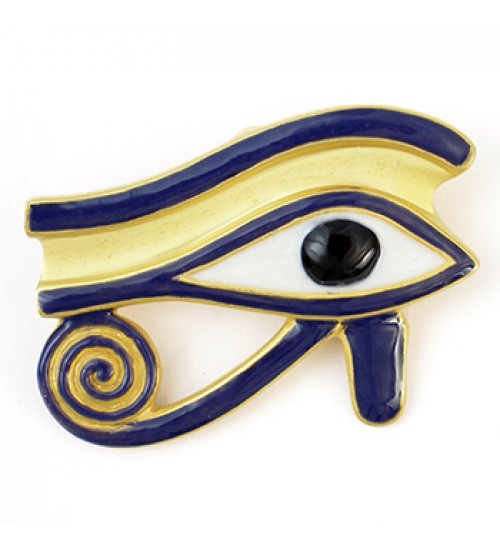 Eye of Horus Brooch/Pendant at LABEShops, Home Decor, Fashion and Jewelry