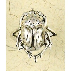 Scarab Sterling Silver Poison Ring LABEShops Home Decor, Fashion and Jewelry