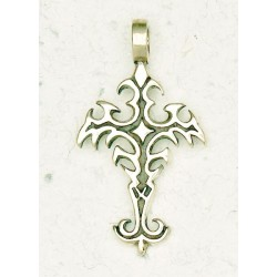 Gothic Cross Bronze Necklace LABEShops Home Decor, Fashion and Jewelry