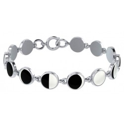 Magick Moon Phases Inlayed Bracelet LABEShops Home Decor, Fashion and Jewelry